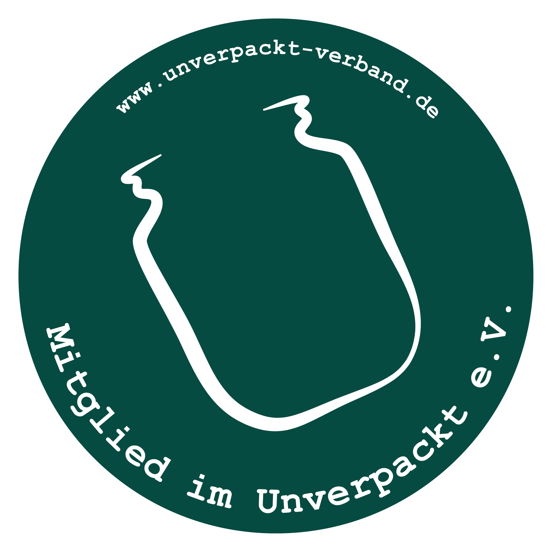 Unverpackt Verband Logo